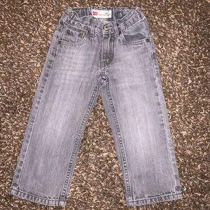 Toddler boy jeans